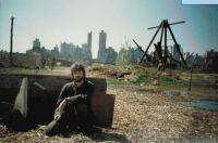 92. With my first artwork in Socrates Sculpture Park NY, 1987